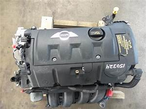 11 12 13 Mini Cooper Engine 1 6l Motor Base Model 352721