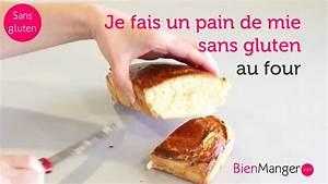 Recette Pain Sans Gluten Four : recette du pain de mie sans gluten recette sans gluten ~ Melissatoandfro.com Idées de Décoration