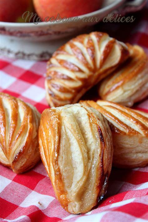 chaussons aux pommes maison facile recettes faciles recettes rapides de djouza