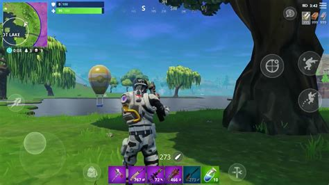fortnite mobile  kill game win youtube