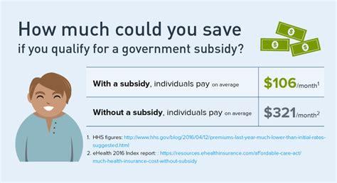 understanding obamacare subsidies