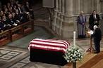At John McCain funeral, a daughter, former presidents ...