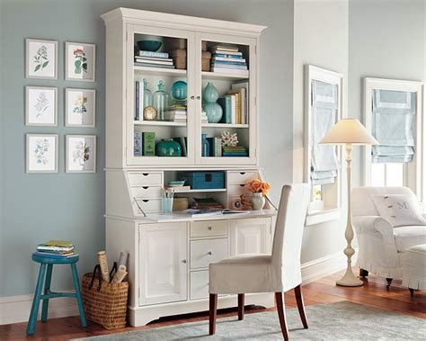 Kitchen Desk With Hutch by Christine S Favorite Things Painted White Hutch