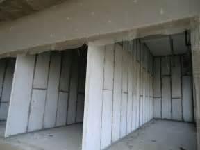 resistant light weight precast hollow wall