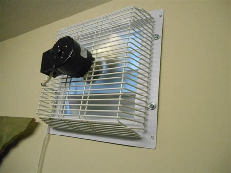 Cool Garage Exhaust Fan : Iimajackrussell Garages   Garage