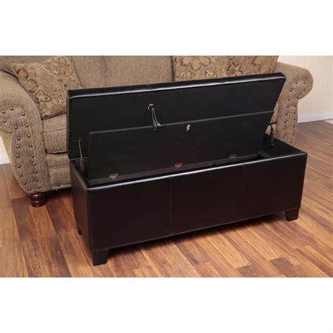 Gun Concealment Furniture Locking Storage Bench Firearm
