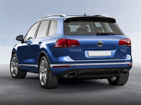 2017 Volkswagen Touareg MPG, Price, Reviews & Photos ...