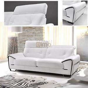 canape contemporain design canape convertible cuir pas cher With canape cuir design contemporain