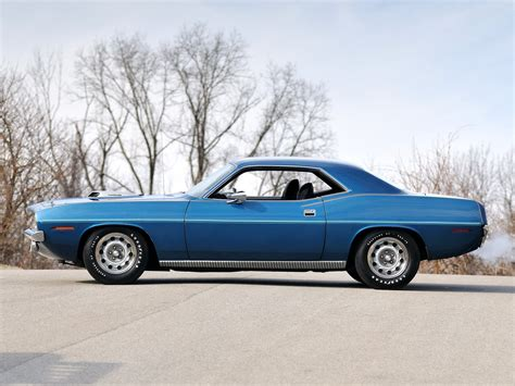 1970 Plymouth Hemi Cuda Bs23 Muscle Classic Barracuda F