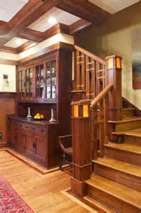 arts and crafts homes interiors arts crafts traditional staircase atlanta by copper sky renovations