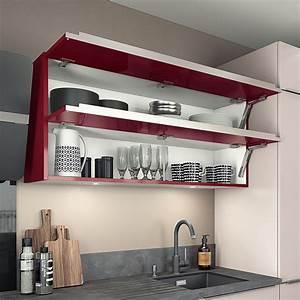 Meuble De Rangement Haut : meuble haut cuisine optimiser votre espace mobalpa ~ Teatrodelosmanantiales.com Idées de Décoration