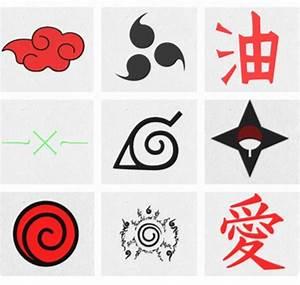 Naruto Symbols | Naruto | Pinterest | Seals, The o'jays and Police