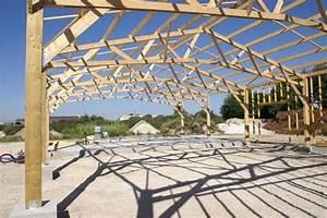 Hangar En Kit Bois : votre batiment agricole en kit par un sp cialiste du ~ Premium-room.com Idées de Décoration