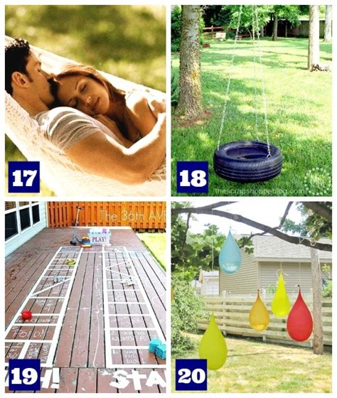 101 Cheap Or Free Summer Activities