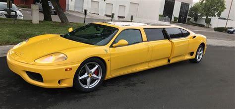 Auto Bid On Ebay 360 limo gets 104 400 bid on ebay but fails to sell