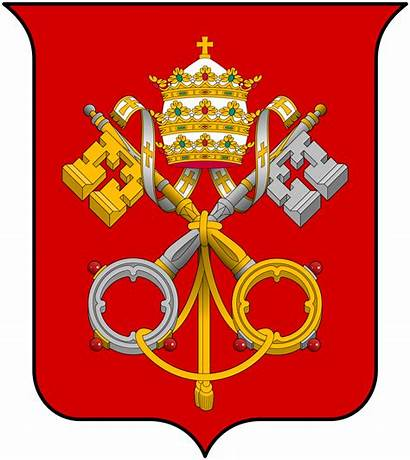 Wikipedia Arms Pope Coat Holy Papacy Svg