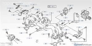 Coolant Leak - Pipe To Throttle Body