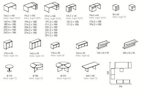 dimensions bureau renz size bureau de projectinrichter