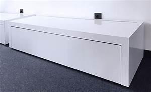 Sideboard Schwarz Weiß Hochglanz : sideboard repositio puristisches design sideboard von rechteck ~ Bigdaddyawards.com Haus und Dekorationen