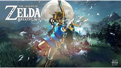 Botw Zelda Legend Breath Wild Deviantart Fan
