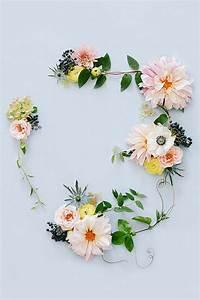 60 idees pour votre decoration florale With chambre bébé design avec couronne de vraies fleurs