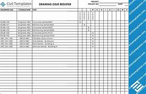 fancy document register template pictures wordpress With document register template free