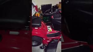 Craftsman T2300 Rider Lawn Mower Sears 2016 New