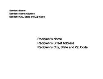 proper   write  address   envelope wikihow