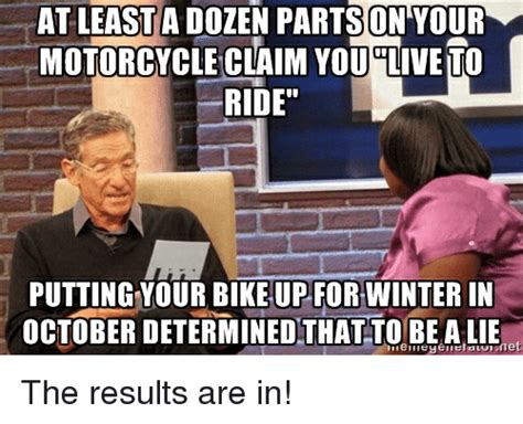 Funny Motorcycle Memes Of 2016 On Sizzle