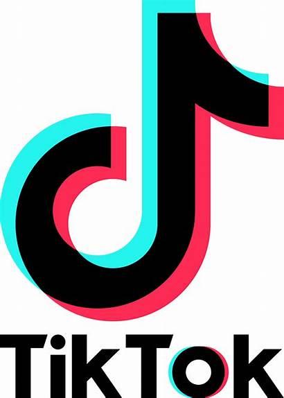 Tiktok Tok Tik Transparent Clip Clipart Logos