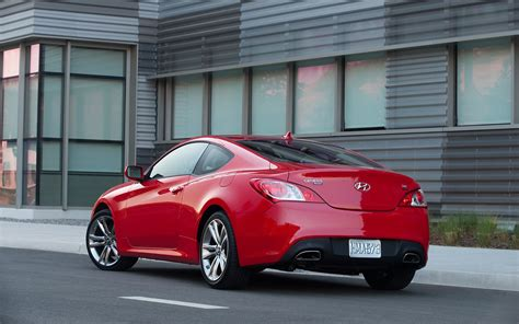 Hyundai Genesis Coupe by Refreshing Or Revolting 2013 Hyundai Genesis Coupe