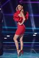 Nicole Scherzinger In Osman - The X Factor TV Show ...