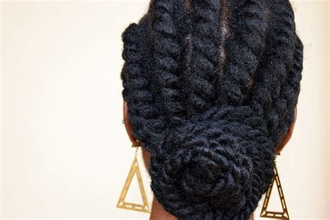 Protective Styling- Juicy Flat Twists