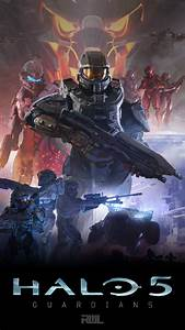 Halo 5 Phone Wallpapers, Profile Pics, and More - Ready Up ...