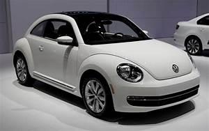 2013 Volkswagen Beetle Diesel TDI First Look 2012