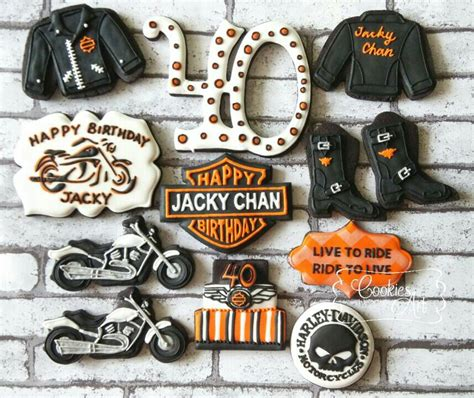 harley davidson cookie connection