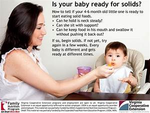 Starting Solid Foods With Your Baby