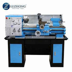 China Precision Hobby Bench Small Mini Metal Lathe For