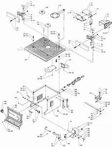 Delta 43-505 Parts List And Diagram
