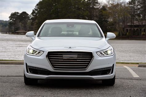 Newschool Luxury 2018 Genesis G90 Test Drive Review