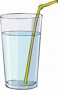 Glass of Water Clipart - The Cliparts