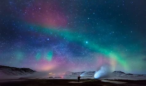 northern lights pictures northern lights why you don t need to leave the uk to see