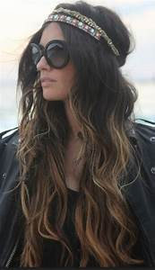 Ombre Nice Hair Hairdos And More Pinterest Boho