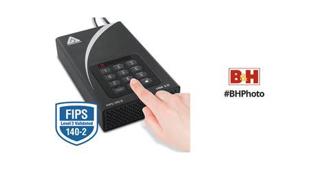 "Apricorn 3.5"" Aegis 6TB Padlock DT FIPS ADT-3PL256F-6000"