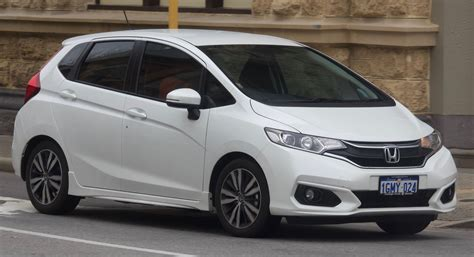 2018 Honda Jazz (gk5 My18) Vti-s Hatchback (2018-08-06