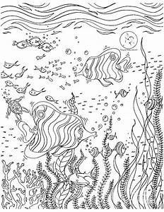 10 Underwater Drawing Scene For Free Download On Ayoqq Org