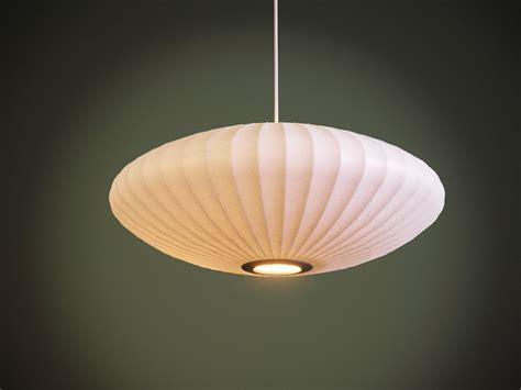 Modernica Bubble Lamp by Nelson Bubble Lamp Saucer 3d Model Modernica