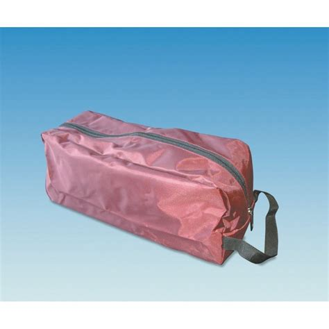 Caravan Tent Awning Peg Bag For Pegs & Guyrope Burgundy