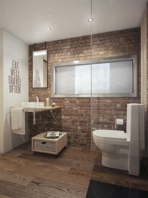 small apartment bathroom design