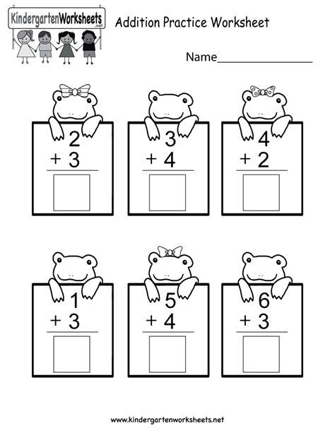 lets learn kindergarten exercises  math